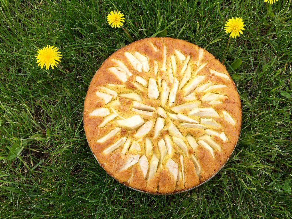 ciasto na łace
