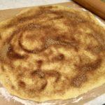 ciasto drozdzowe z cymanonem